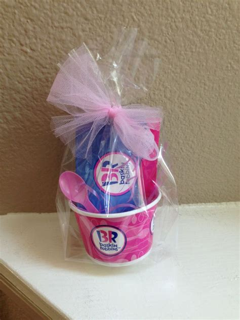 Baskin Robbins Gift Cards - 25 best ideas about gift card basket on pinterest auction baskets silent auction