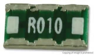 resistor smd r010 rl3720wt r010 f susumu current sense resistor 0 01 ohm 1w 1 farnell uk