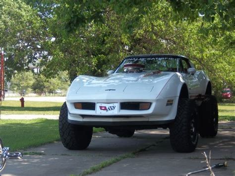 lifted corvette corvettes at carlisle looking for 4x4 vettes corvette