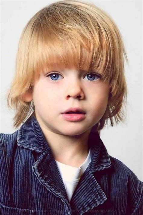 2 year old hairstyles 2 year old boy long hairstyles intended for inspire