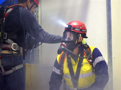 Breathing Apparatus operate breathing apparatus safety and