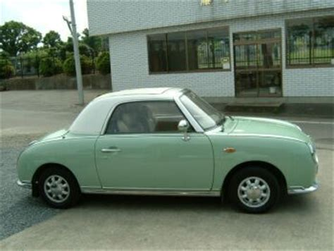 nissan figaro mint green nissan figaro picture 2 reviews news specs buy car