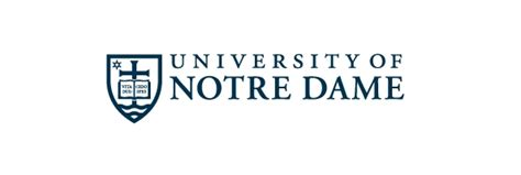 Notre Dame Mba Concentrations by Of Notre Dame The Economist