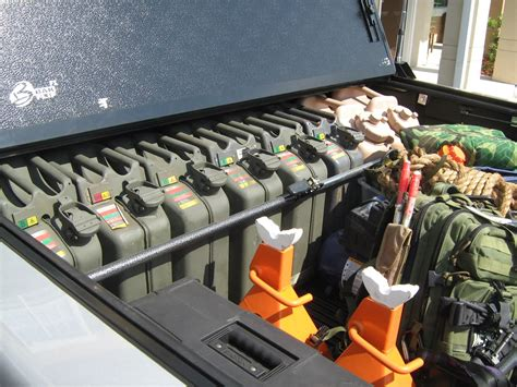Truck Bed Gas Storage by Three Ways For Storing Gasoline