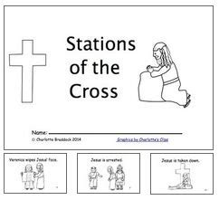 printable images stations of the cross printable stations of the cross for children