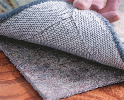 10 x 14 thick rug pad universial 25 quot thick felt cushioned rug pad 2 x 8