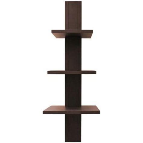 3 Tier Wall Shelf by Wall Shelf