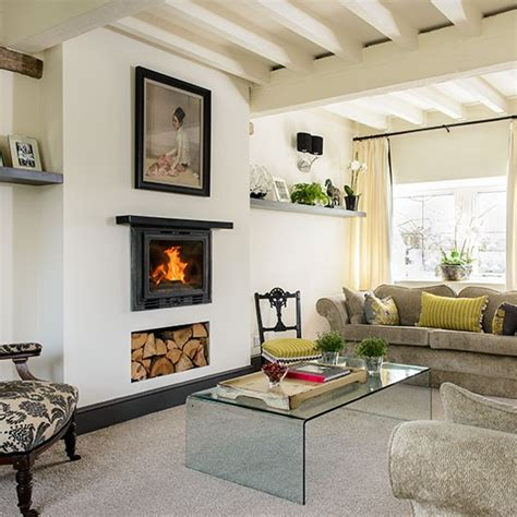beautiful living rooms uk traditional living room with beams living room