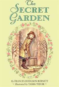 original book cover the secret garden frances hodgson