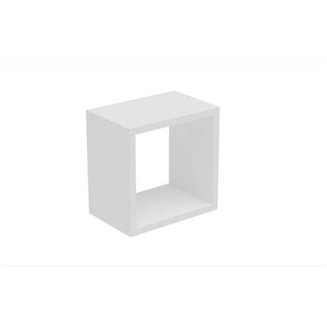 9 Square Shelf by Manhattan Comfort 14 96 In W X 9 84 In D Square