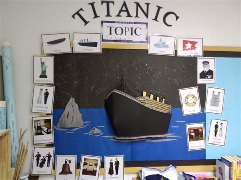 titanic class rooms 1000 images about projects to try on st s 3d bulletin boards and 3d