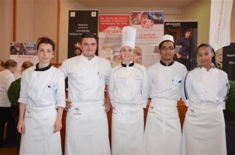 meilleur apprenti de cuisine finale maf en cuisine froide 5 apprentis ont d 233 croch 233 le