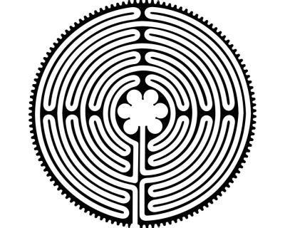 Scheibenaufkleber Vogel by Aufkleber Labyrinth Von Chartres Scheibenaufkleber Plot4u