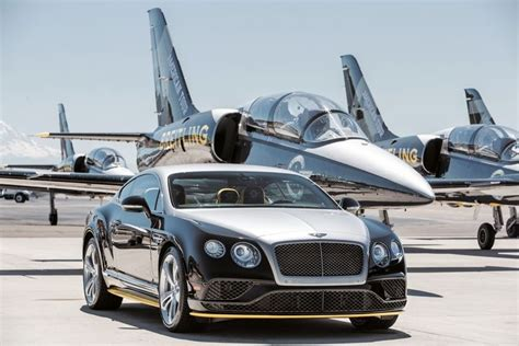 breitling bentley car bentley for breitling when a swiss inspires a