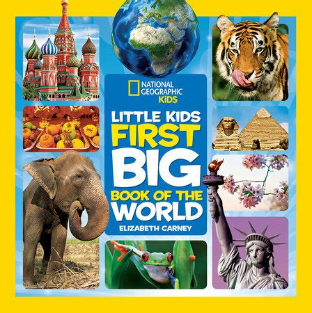 big book of little 1409569713 national geographic little kids first big books