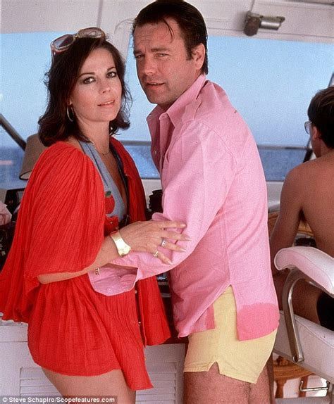 who was on the boat with natalie wood natalie wood s sister reveals she s received death threats