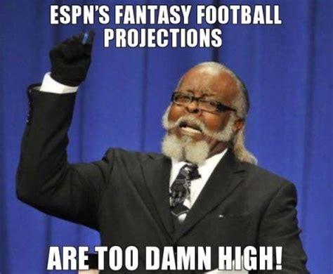 Funny Fantasy Football Memes - fantasy football memes therackup www therackup com