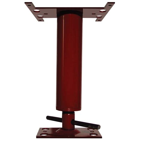 shop tapco 12 in adjustable post at lowes