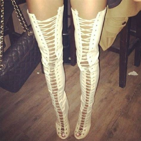 1000 ideas about womens thigh high boots on