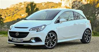 Review Opel Corsa 2016 Opel Corsa Opc Review Pics Performance Specs