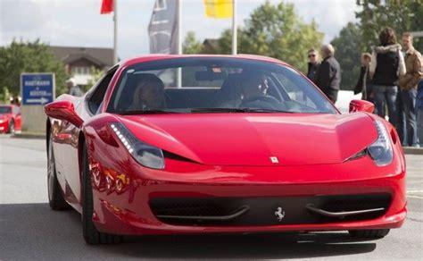 Ferrari Probefahrt by Versicherung Muss Nicht F 252 R Erfundene Ferrari Probefahrt