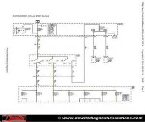 chevy venture starter wiring diagram get free image