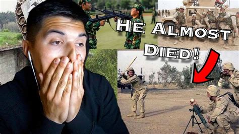 React Badly To Facebooks Epic Fail by U S Marine Reacts To Epic Fails On