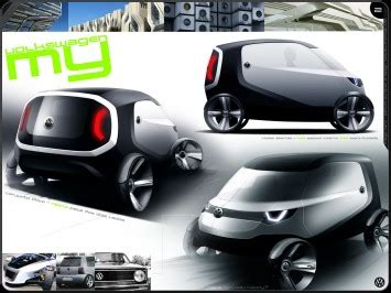 volkswagen design contest com wbm car design studios
