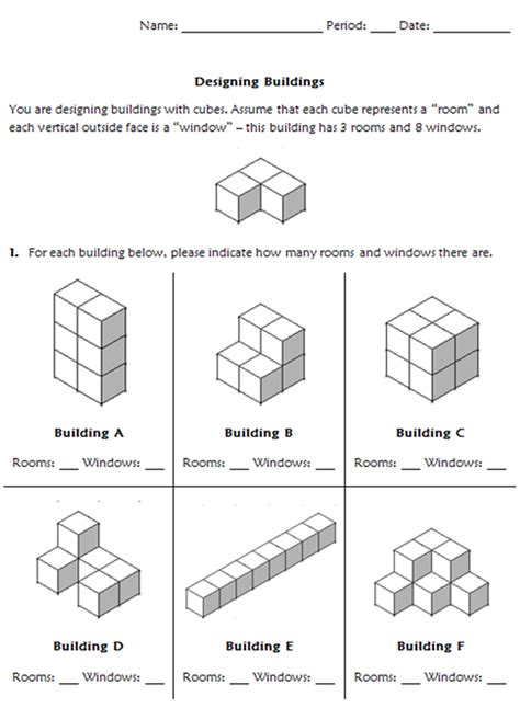 printable volume games volume cubes worksheet worksheets tataiza free printable