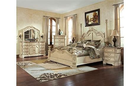 ashley poster bedroom sets ortanique poster bedroom set by ashley old world pinterest