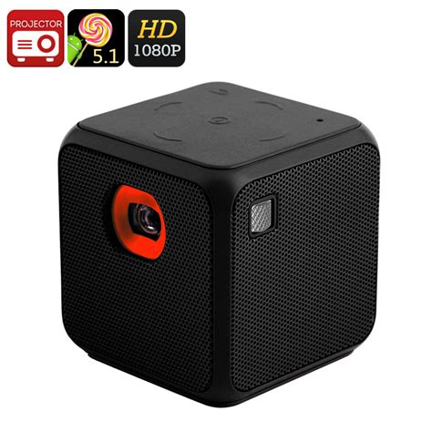 Proyektor Mini Android wholesale m5 smart android mini projector from china