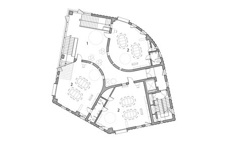 kindergarten school floor plan flower kindergarten by oa lab features curvy classrooms and colourful corridors minimal blogs