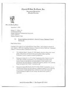 Transfer Of Letter Baptist Church Presbyterian Church Is There Justice In The Church Of God In