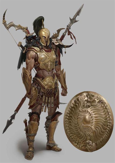 amazon warrior amazon warrior detail34 by deathbow on deviantart