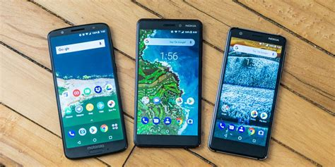 android best smartphone the best budget android phones for 2018 reviews by