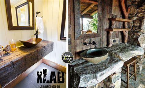 bagni stile rustico bagno stile rustico 20 idee per un bellissimo bagno rustico