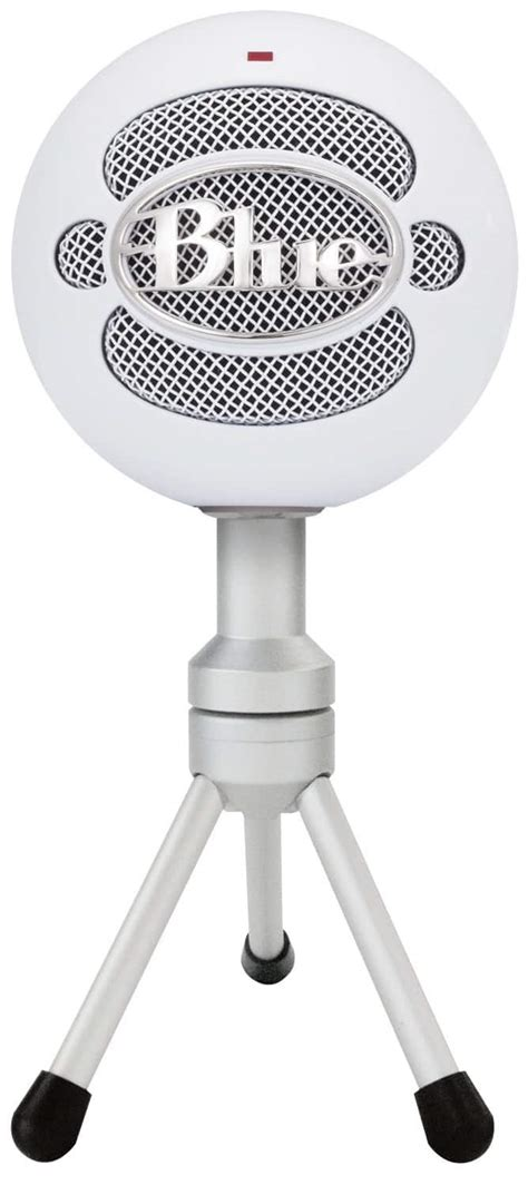 Microphones Snowball With Stand For Gaming Laptop Pc Sf 930 blue snowball condenser microphone cardioid white