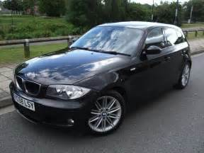 used bmw 1 series 2008 diesel 118d m sport hatchback black