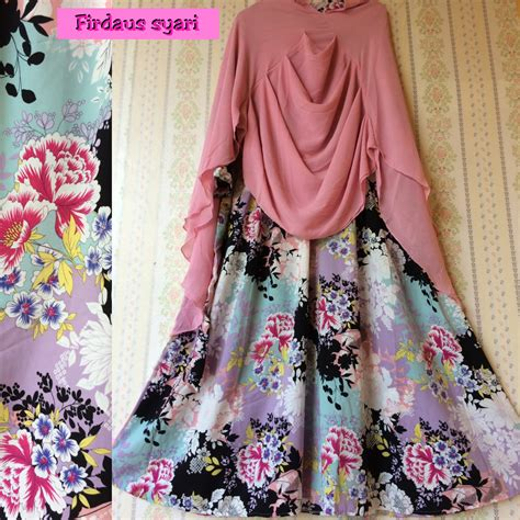 Syari Firdaus miftah shop distributor supplier tangan pertama baju