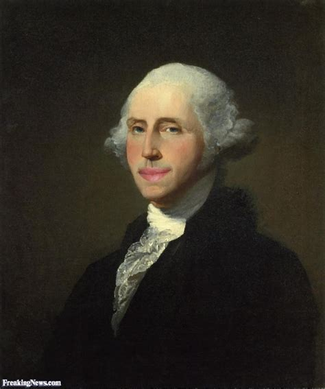 on george george washington