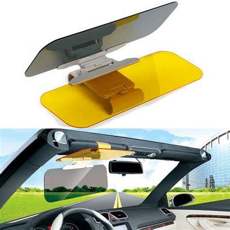 Hd Car Easy View Vision Visor Kaca Anti Silau hd stylish car sun visor anti dazzling mirror driver day vision auto driving clear view