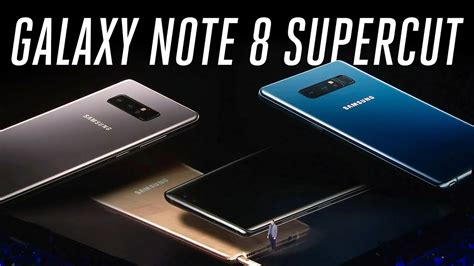 R Samsung Galaxy Note 8 Samsung Galaxy Note 8 Event In 8 Minutes