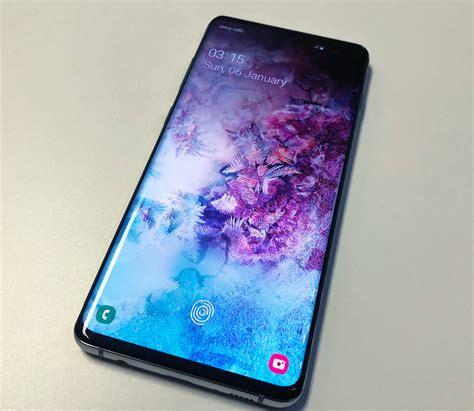 Samsung Galaxy S10 Za 1 by Samsung Galaxy S10 On And Photos
