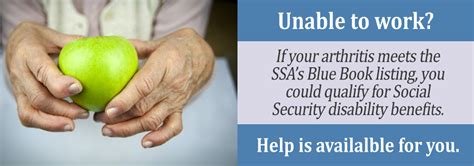 what do you need to qualify for section 8 how severe does my arthritis need to be to qualify