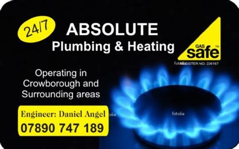 Absolute Plumbing Heating by Absolute Plumbing Heating Crowborough Central