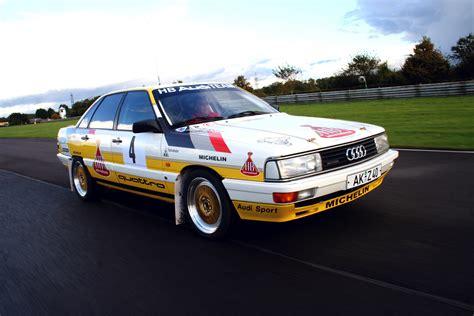 Audi 200 Quattro by Audi 200 Quattro A Rally Car 1987 88