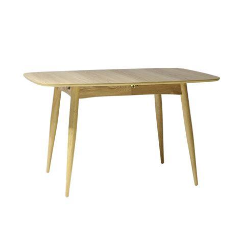 Table à Manger Scandinave by Oural Frene Table 224 Manger Extensible En Bois Au Design