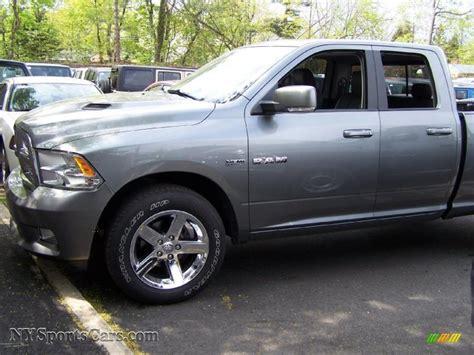 2010 Dodge Ram 1500 Sport by 2010 Dodge Ram 1500 Sport Cab 4x4 In Mineral Gray