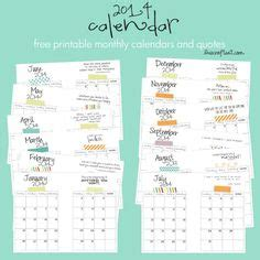 Inexpensive Calendar Planners Freebie Friday 2014 Day Planner Planners