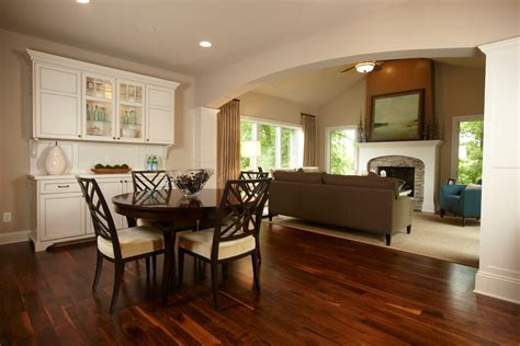 dining room arch dining arch designs dining room traditional with stained wood floor spindle chairs built in